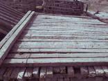 Отборные столбики б у без посредников на забор рабица бетонные столбы - фото 1
