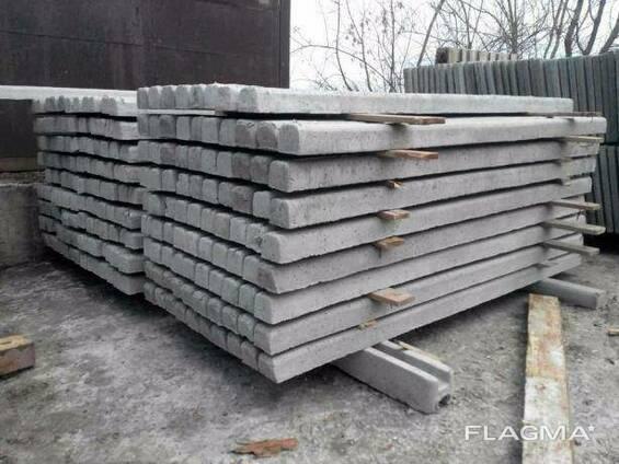 Бетонные столбы для забора цена, фото, где купить Кривой Рог, Flagma.ua #8564822