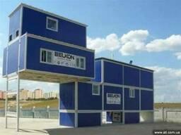 Бетонные заводы контейнерного типа