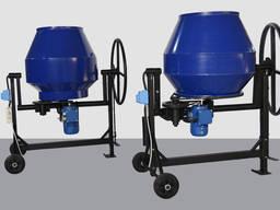 Бетономешалка KOZAK-140 литров на 220 В