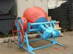 Бетономешалка, бетоносмеситель гравитационный БГ-250