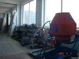 Бетономешалка, бетоносмеситель, растворомешалка