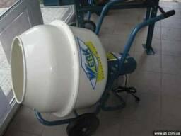 Бетономешалка редукторная WERK WT 150C литров