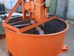 Бетоносмеситель 0.5 м. куб - для перемешивания бетонов и раст