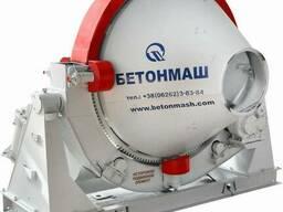 Бетоносмеситель гравитационный С-302 объём 1200 л