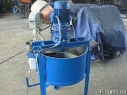 Бетоносмеситель принудительный действия БСП 120 литров