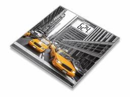 Beurer GS 203 New York Весы стеклянные 4211125756253