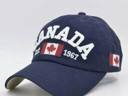 Бейсболка с логотипом Canada