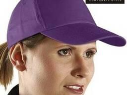 Бейсболки фиолетовые, бейсболка фиолетовая