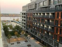Без%, 1к квартира 47м2, loft, Набережно-рибальська 9, Рибаль