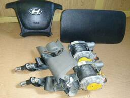 Безопасность airbag Ремни Подушка Hyundai Santa Fe
