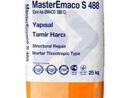 Быстротвердеющая смесь MasterEmaco S 488