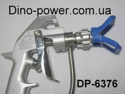Безвоздушный окрасочный пистолет DP-6376 - фото 3