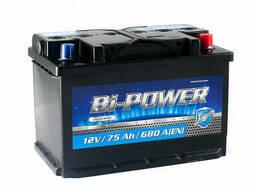 BI-Power 75 Аh/12V (правый +)