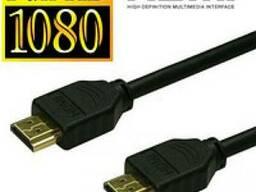 BID-HDMI-v1. 4 - Шнур BID кабель HDMI - HDMI v1. 4, gold, 1 м