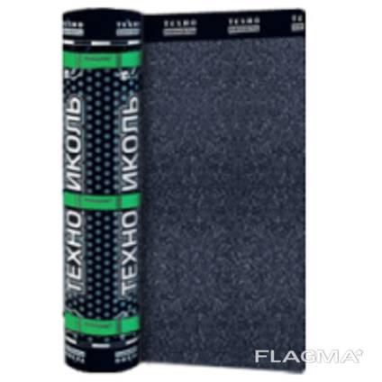Бикроэласт ЭКП 4,0 сланец серый Рулон 10 х 1 м (10 кв. м)