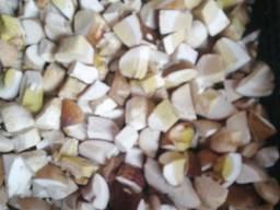 Білі гриби морожені