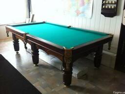 Бильярдный стол Клубный - фото 1