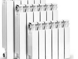 Биметалические и стальные радиаторы