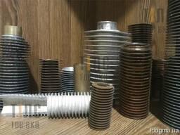 Биметаллические оребренные трубы