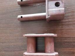 Бинокли (соединения) для двухрядной картофелекопалки - фото 3