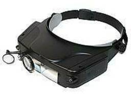 Бинокулярные очки VTMG6 5 X (с боковыми подсветками)