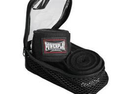 Бинти для боксу PowerPlay 3047 Чорні 4м SKL24-143827