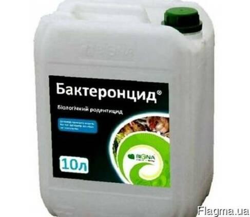 """Средство от мышей """"Бактеронцид гель"""" канистра 10 литров"""