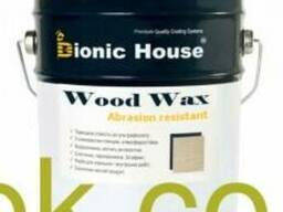 Bionic-House WOOD WAX - Восковая краска для дерева 10 л