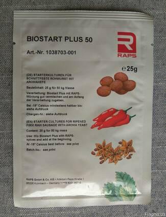Biostart Plus Raps - стартовые культуры д сыровяленых колбас