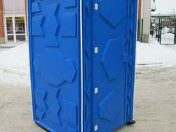 Дачная туалетная кабина, биотуалет.