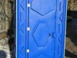 Биотуалетная кабинка для дачи