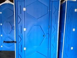 Биотуалет, кабинка пластиковая туалетная
