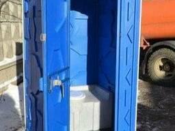 Биотуалет передвижной (мобильная туалетная кабина)