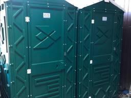Биотуалет, туалетная кабина, уличный туалет