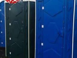 Биотуалет. Уличная туалетная кабина Евростандарт, Тойпек