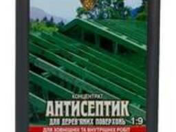 Антисептик-антижук для деревянных конструкций