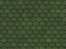 Битумная черепица Шинглас Классик Танго Зеленый
