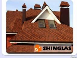 Битумная черепица Shinglas (Шинглас) от производителя