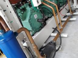 Bitzer агрегат, централь