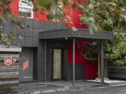 Бизнес центр Red Cube предлагает в аренду офисные помещения