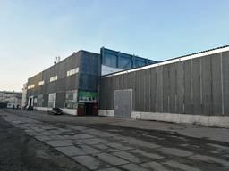 Бизнес комплекс производственный цех склад офисы Киев