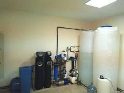 Бизнес продажи очищенной воды (оборудование)