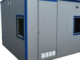 Блочно-модульные котельные мощностью от 100кВт до 10МВт на т