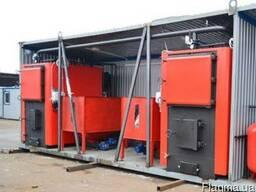 Блочно-модульные котельные мощностью от 100кВт до 10МВт на т - фото 2