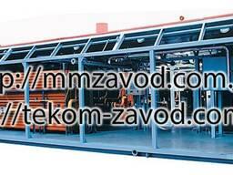 Блочные водогрейные установки БТКВУ (пеллета, 0. 7-12. 6 МВт)