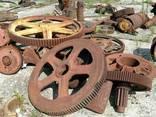 Шестерня кремальерная 1085.75.350сб экскаватор карьерный ЭКГ-5 - фото 1