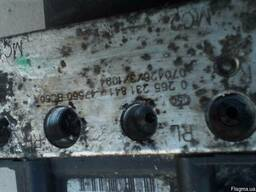Блок АБС (Блок ABS) 47660-BC57A на Nissan Micra 02- (Ниссан