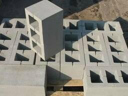Блок Будівельний, 390*190*190 мм.