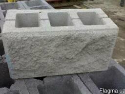 Блок Будівельний,390*190*190 мм.